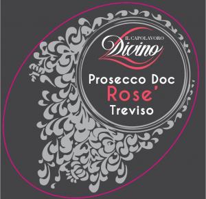 PROSECCO DOC ROSE'