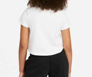 T-shirt bambina NIKE corta