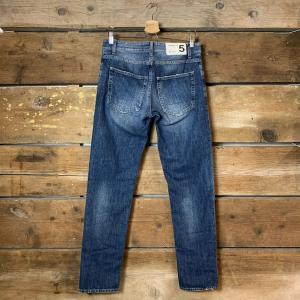 Jeans Uomo Department 5 Keith Denim Destroyed