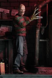 *PREORDER* Nightmare on Elm Street 2 Ultimate: FREDDY'S REVENGE by Neca