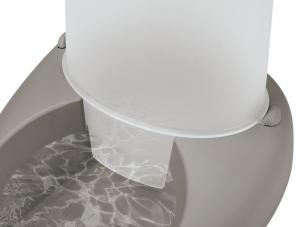 Imac - Distributore Cibo/Acqua Ciottoli Dispenser - 3L