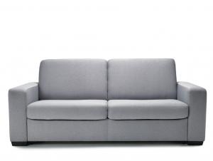 CASSIAN - Piccolo divano 2 posti in teknofibra antimacchia e antigraffio
