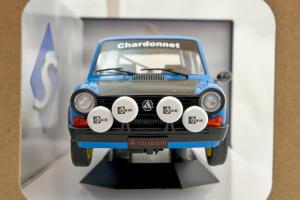 A112 Abarth Chardonnet Rally 1980 1/18 Solido