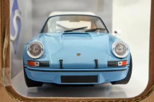Porsche 911 Rsr 2.8 Blue 1974 1/18 Solido