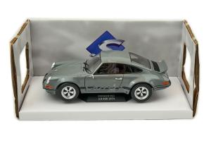 Porsche 911 Rsr Grey 1/18 Solido