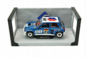 Renault 5 Turbo European Cup 1981 W. Rohrl 1/18 Solido
