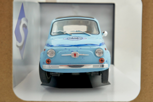 Fiat 500 San Pellegrino 1965 1/18 Solido