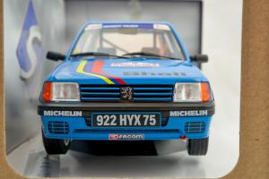 Peugeot 205 Tour De Corse 1990 #18 1/18 Solido