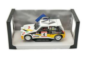 Renault 5 Maxi Turbo Rallye De Asturias 1986 1/18 Solido