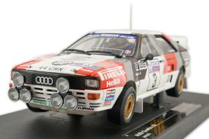 Audi Quattro A2 #3 Blomqvist Cederberg Winner Lombard Rac Rally 1983 1/18 Sun Star