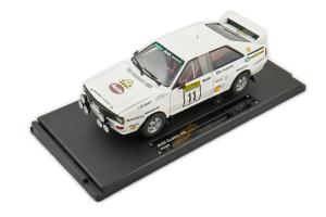 Audi Quattro A2 #11 Lakes Rally 1983 1/18 Sun Star