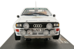 Audi Quattro A2 #11 Lakes Rally 1983 1/18 Sun Star