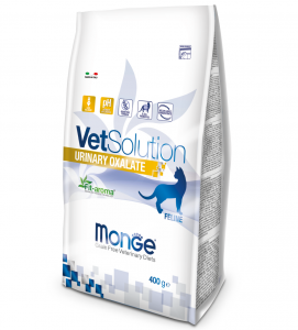 Monge - VetSolution Feline - Urinary Oxalate - 400gr