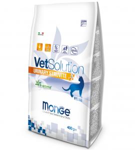 Monge - VetSolution Feline - Urinary Struvite - 400gr