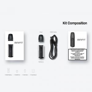 Starter kit minifit justfog