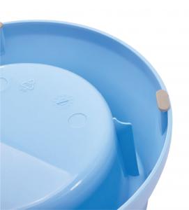 Imac - Ciotola Acciaio e Plastica Diva 4 - 0.49 L