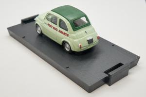 Fiat Nuova 500 Abarth Record Monza 58 1/43 Brumm 100% Made In Italy