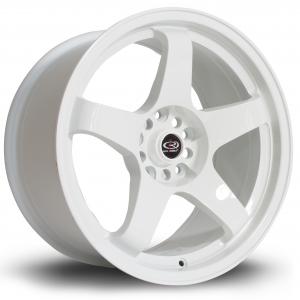 Cerchi in lega  Rota  GTR  17''  Width 9.5   5x114  ET 30  CB 73    White