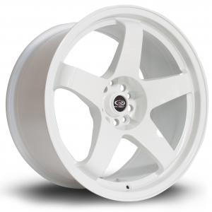 Cerchi in lega  Rota  GTR  18''  Width 9.5   5x114  ET 12  CB 73    White