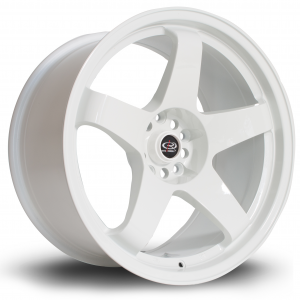 Cerchi in lega  Rota  GTR  18''  Width 9.5   5x114  ET 30  CB 73    White