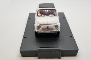 Fiat 595 Abarth 1963 1/43 Brumm 100% Made In Italy