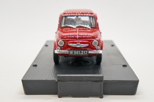 Steyr Puch 650 Tr Red 1964 1/43 Brumm 100% Made In Italy