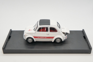 Fiat 695ss Abarth Assetto Corsa 1968 1/43 Brumm 100% Made In Italy