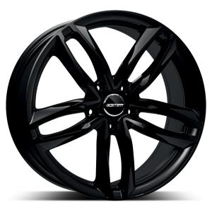 Cerchi in lega  GMP Italia  Atom  20''  Width 9   5x112  ET 35  CB 66,5    Glossy Black