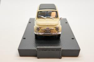 Fiat 500 Giardiniera Closed Avorio 1960 1/43 Brumm 100% Made In Italy