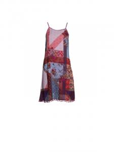 Vêtement mi longue sans manches | Robes femmes en ligne