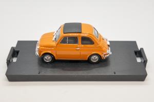 Fiat 500L Closed 1968-1972 1/43 Brumm 100% Made In Italy