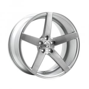 Cerchi in lega  AXE  EX18  20''  Width 10.5   5x108  ET 42  CB 73.1    Silver & Polished