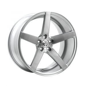 Cerchi in lega  AXE  EX18  20''  Width 10.5   5x114.3  ET 42  CB 73.1    Silver & Polished