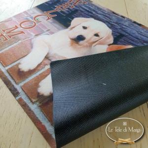 Tappetino in gomma Labrador
