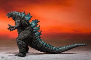*PREORDER* Godzilla vs Kong 2021 S.H. MonsterArts Action Figure: GODZILLA by Bandai Tamashii