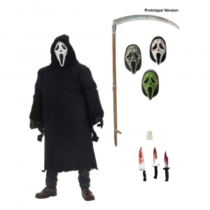 *PREORDER* Scream Ultimate Action Figure: GHOSTFACE by Neca