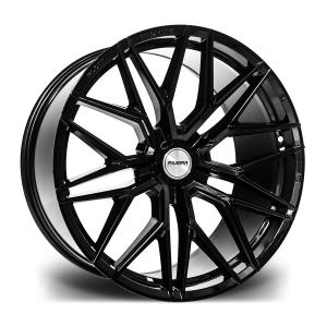 Cerchi in lega  RIVIERA  RF101  20''  Width 10,5   PCD Custom  ET disponibili da 20 a 45  CB 74.1    Gloss Black