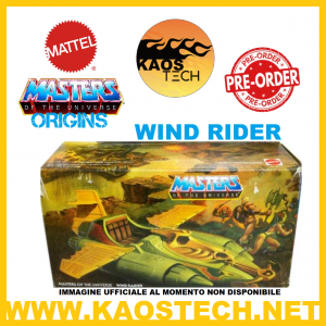 *PREORDER* Masters of the Universe ORIGINS: WIND RIDER by Mattel 2021