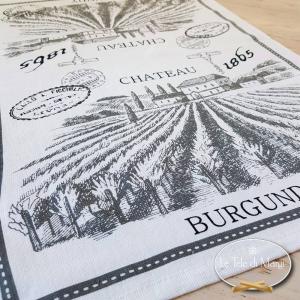 Canovacci cucina spugna Chateau Burgundy
