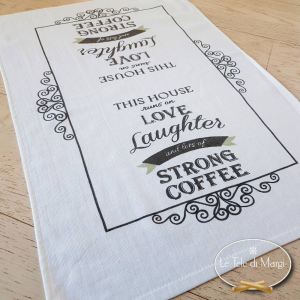 Canovacci cucina spugna Strong coffee