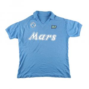 1988-89 Napoli Maglia Home S