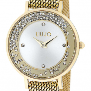 LIU​​​​​​​ JO Orologio Mini Dancing Slim, Gold