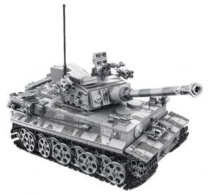 *PREORDER* WW2 Blocks: Panzer VI Tiger I camo (Panzerkampfwagen VI Tiger I Sd.Kfz. 181)
