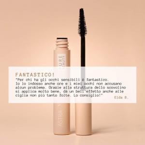 Pure Beauty Volumizing Mascara | Make-Up Naturale vendita online
