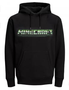 Felpa Minecraft Taglie da 10 a 16 Anni Interno Leggero Primavera 2021