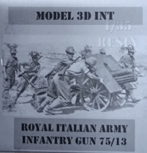INFANTRY GUN 75/13