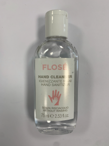 FLOSE HAND CLEANSER GEL IGIENIZZANTE