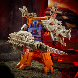 Transformers Generation: War of Cybertron Deluxe: RACTONITE by Hasbro