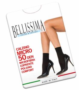 12 Paia di calzini 50 Den coprenti taglia unica BELLISSIMA