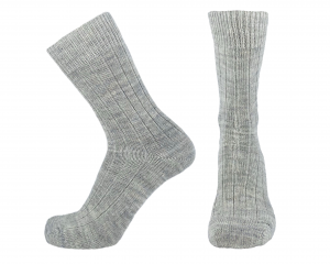 3 Paia di calzini unisex uomo e donna corti lana e angora FASHION TRADE
